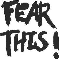 Fear This! Decal / Sticker