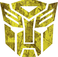 Transformers BumbleBee Decal / Sticker 34
