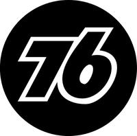 Union 76 Decal / Sticker e