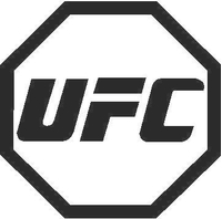 UFC Decal / Sticker 02