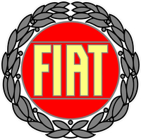 Fiat Decal / Sticker 09