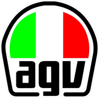 AGV Sport Decal / Sticker 10