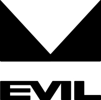 CUSTOM EVIL BIKES DECALS and STICKERS