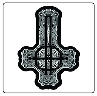Ghost B.C. Decal / Sticker 16