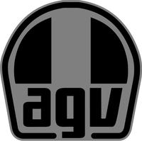 AGV Sport Decal / Sticker 13