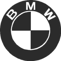BMW Crest Decal / Sticker 02