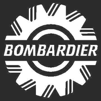 Bombardier Decal / Sticker 01