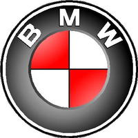 BMW Decal / Sticker 06