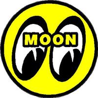 Mooneyes Decal / Sticker 06