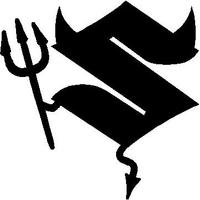 Suzuki Devil Decal / Sticker