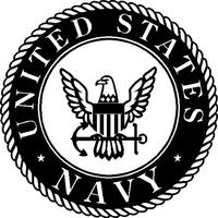Navy Decal / Sticker 02