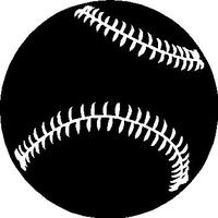 Baseball Decal / Sticker 11