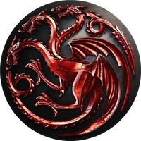 Game of Thrones Targaryen Sigil Decal / Sticker