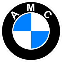 AMC Decal / Sticker 02