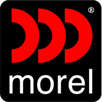 Morel Audio Decal / Sticker 01