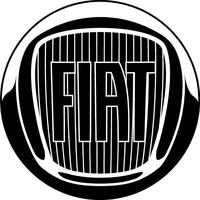 Fiat Decal / Sticker 24