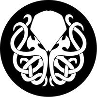 Cthulhu Decal / Sticker 01