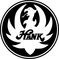 CUSTOM HANK WILLIAMS DECALS and STICKERS