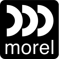 CUSTOM MOREL DECALS and MOREL STICKERS