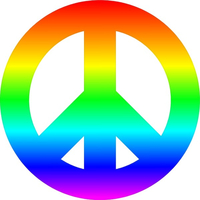 CUSTOM PEACE DECALS and PEACE STICKERS