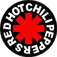 CUSTOM RED HOT CHILI PEPPERS DECALS and STICKERS