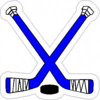 CUSTOM HOCKEY DECALS and HOCKEY STICKERS