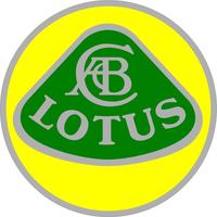 Lotus Decal / Sticker 01FC