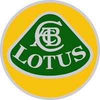 Lotus Decal / Sticker 02