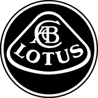 Lotus Decal / Sticker 05