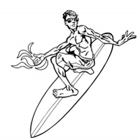 CUSTOM SURFING DECALS and SURFING STICKERS