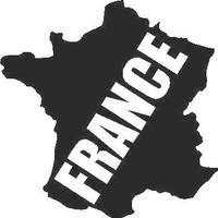 France Decal / Sticker