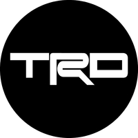 TRD (Toyota Racing Development) Decal / Sticker 13