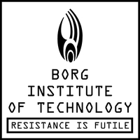 Borg Institute of Technology Decal / Sticker 01
