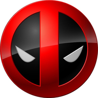 Deadpool Decal / Sticker 06