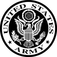 U.S. Army Decal / Sticker 07