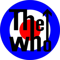 The Who Decal / Sticker 03