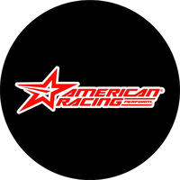 American Racing Decal / Sticker 03