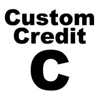 Custom Credit C