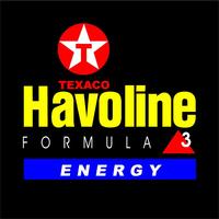 Havoline Energy Decal / Sticker 02