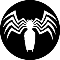 Venom Spider Decal / Sticker 21
