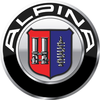 Alpina Decal / Sticker 03