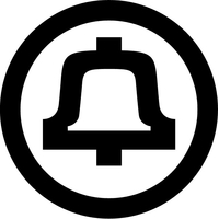 Bell Telephone Decal / Sticker 03