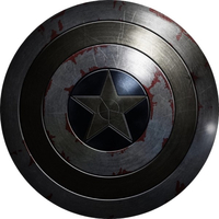 Captain America Shield Decal / Sticker 10