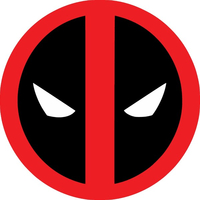 Deadpool Decal / Sticker 17