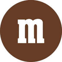 Brown M&M Decal / Sticker 32