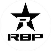 Rolling Big Power RBP Star Decal / Sticker 10