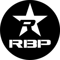 Rolling Big Power RBP Star Decal / Sticker 11