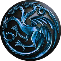 Game of Thrones Targaryen Sigil Decal / Sticker 04
