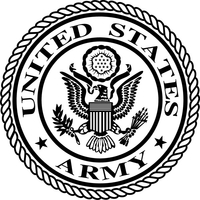 United States Army Decal / Sticker 05