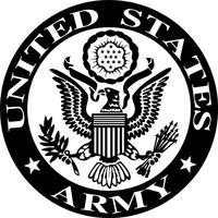 U.S. Army Decal / Sticker 09